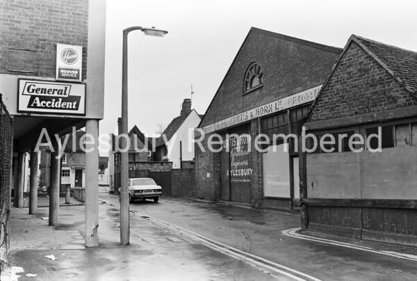 George Street, Apr 1981