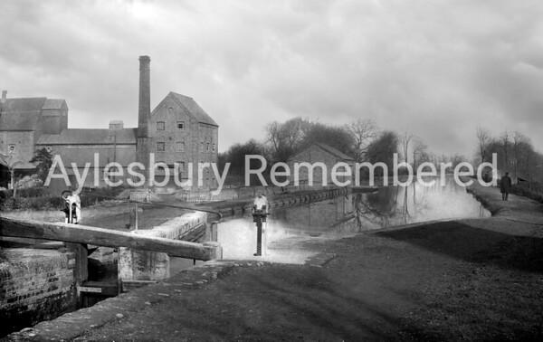 Walton Mill, c1910