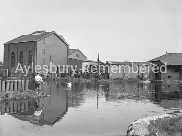 Canal Basin, May 11th 1954