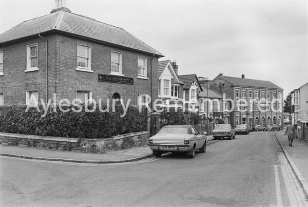 Granville Street, July 1977