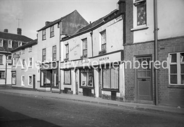 Great Western Street, c1960