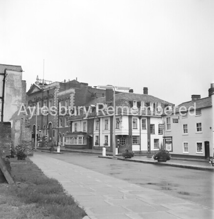 Great Western Street, 1963