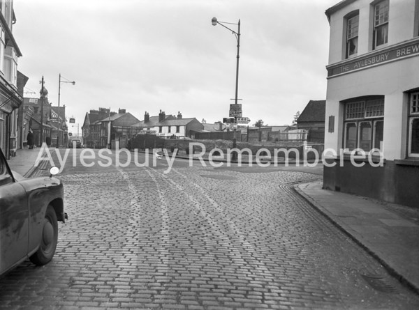 Great Western Street, Feb 20 1958
