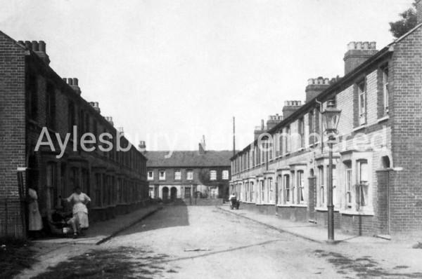 Grecian Street c1920