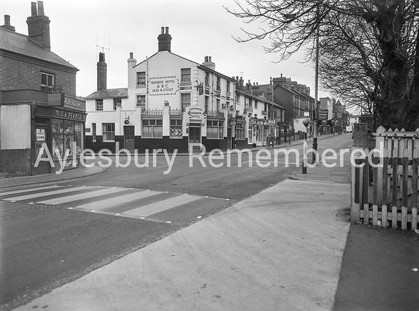 High Street, Feb 20th 1958