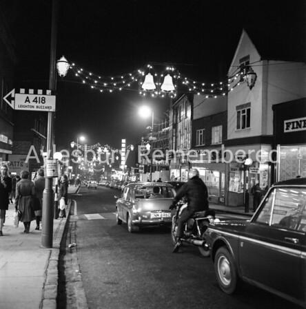 High Street, Dec 1971