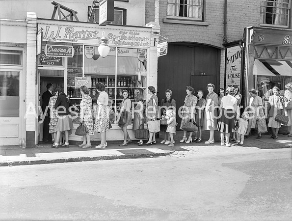 High Street, Aug 13 1949