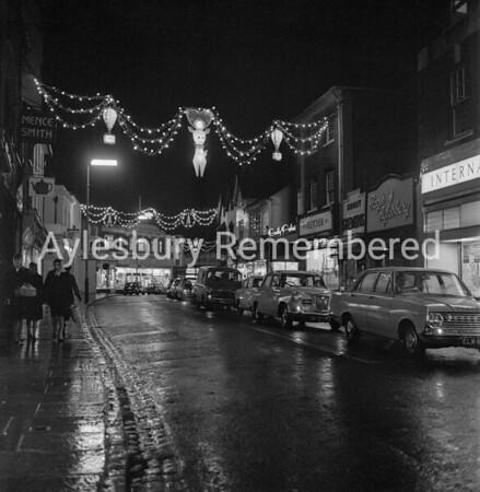 High Street, Nov 1965