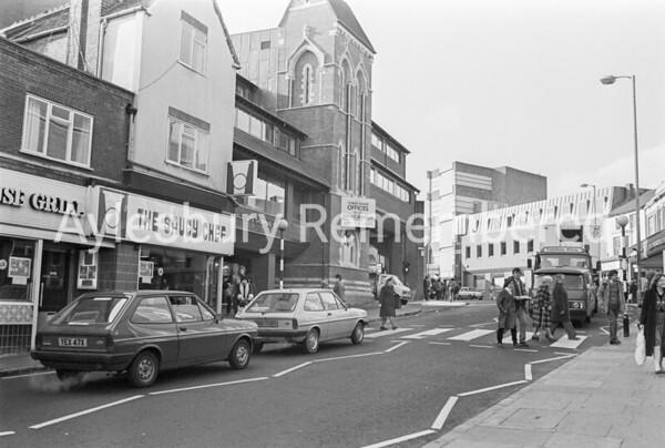High Street, Feb 1983