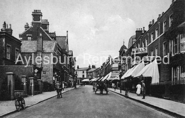 High Street, 1910s