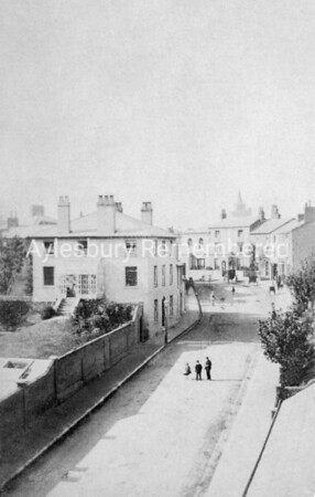 New Road (High Street) c1860