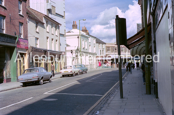 High Street, 1974