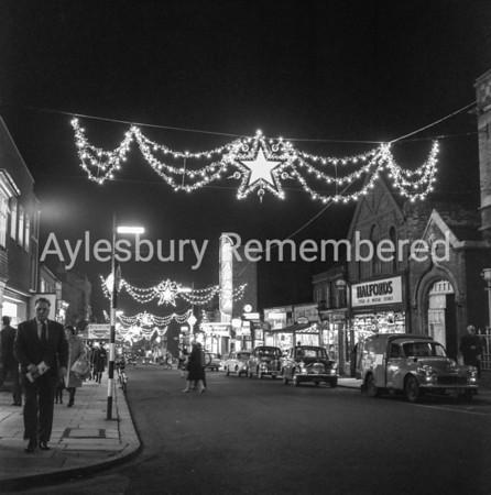High Street, Dec 3rd 1963