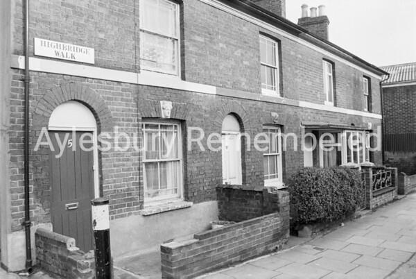 Highbridge Walk, Feb 1974