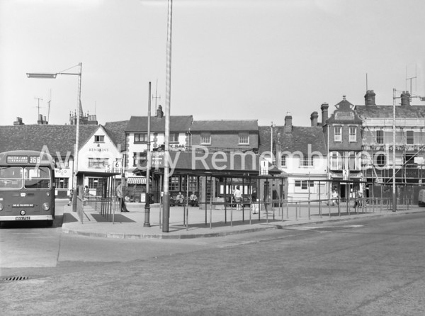 Kingsbury, May 6th 1960