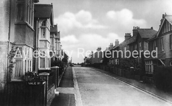 Manor Road, c1915