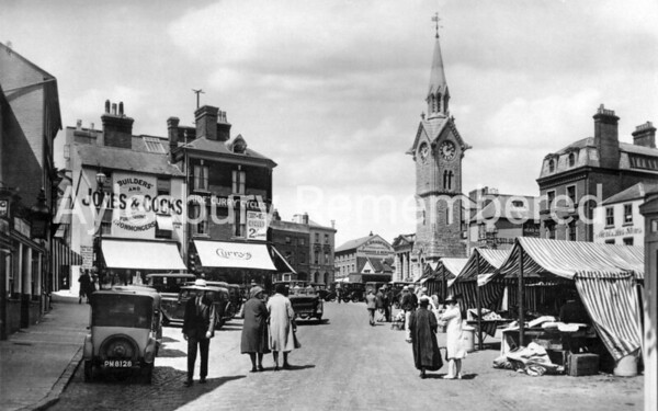 Market Square, 1930s