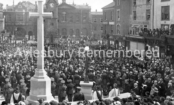 Market Square 1921