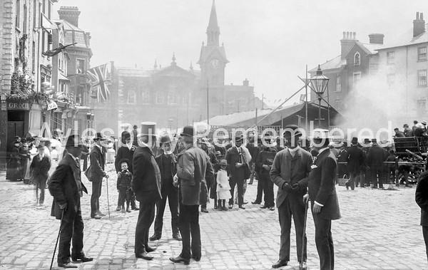 Market Square, 1887