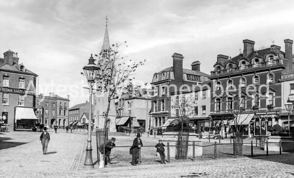 Market Square, c1895