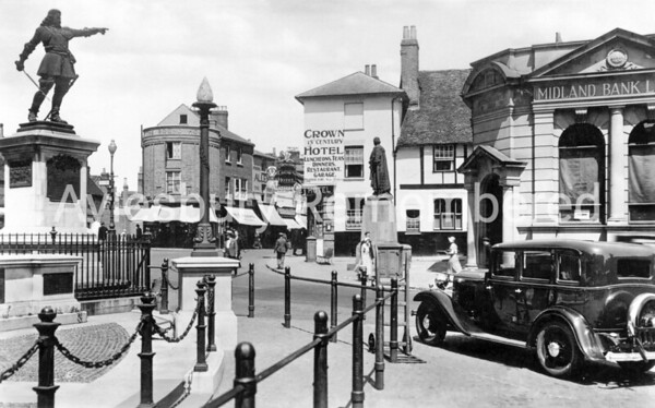 Market Square, early 1930s