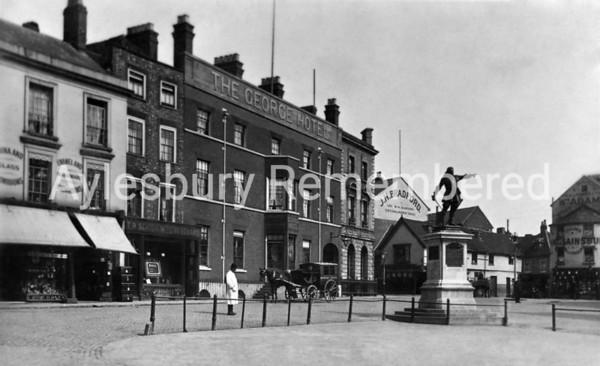 Market Square c1915