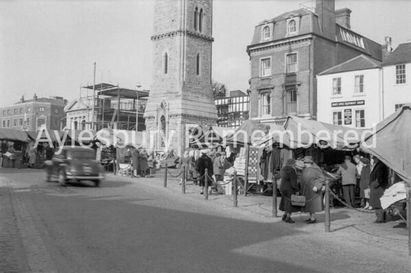 Market Square, 1962