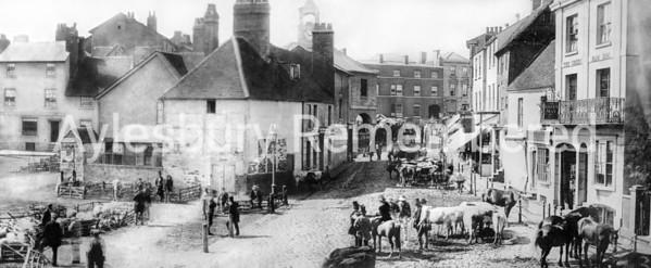 Market Square, 1853-58