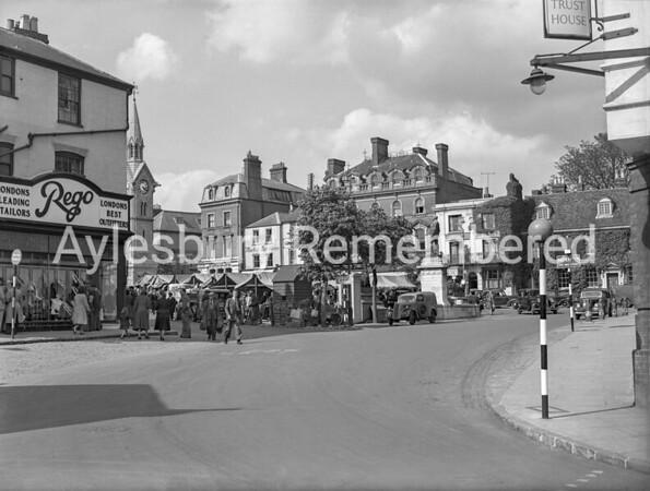 Market Square, c1953