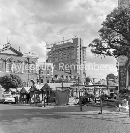 Market Square, Aug 1965