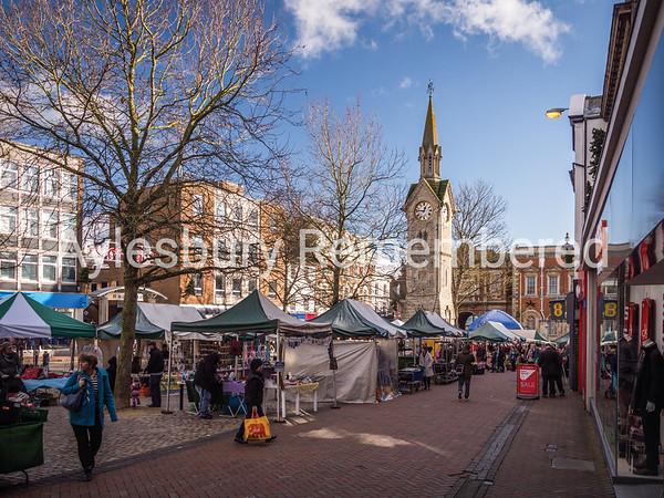 Market Square, 2014