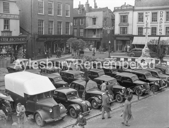 Market Square, 1946