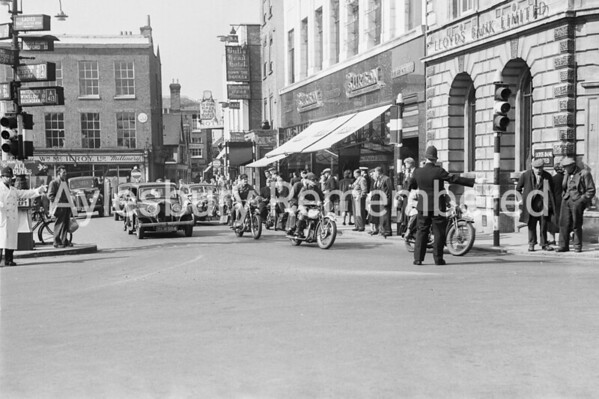 Market Square, May 13th 1950