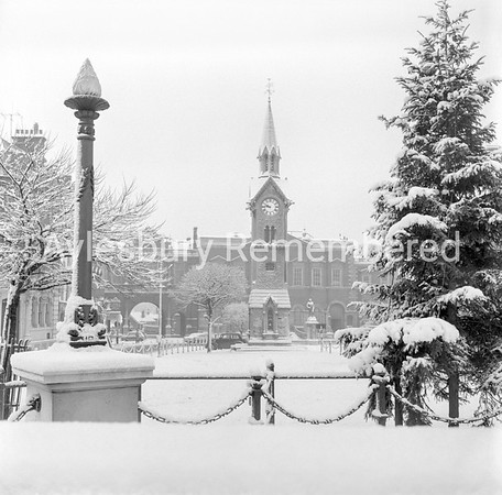 Market Square, Dec 28th 1962