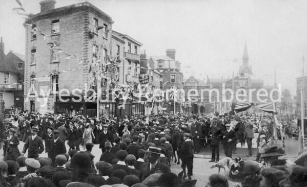 Market Square, 1911