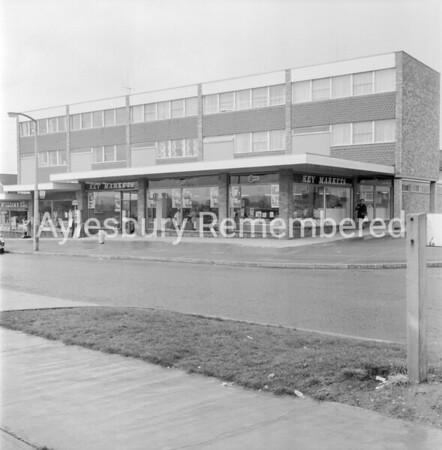 Meadowcroft shops, Apr 1969