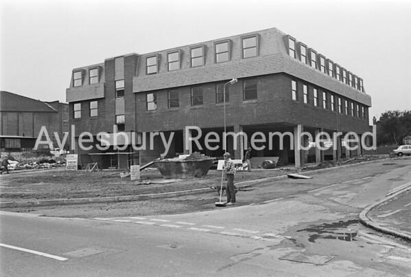 New Street, Oct 1977