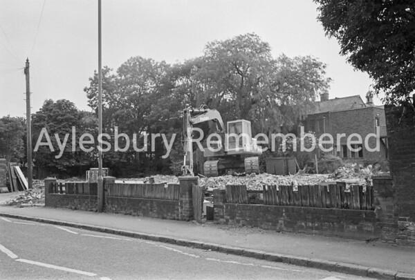 New Street, July 1986