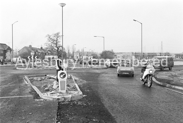 Oxford Road, Dec 7 1978