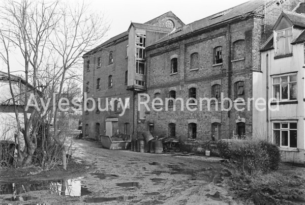 Oxford Road Mill, Feb 2 1974
