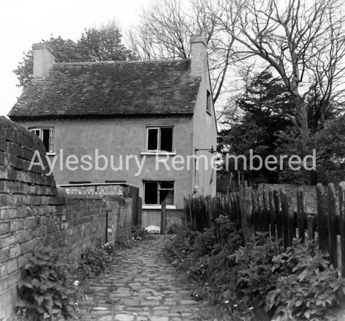 Ludd's Alley, off Oxford Road, 1965