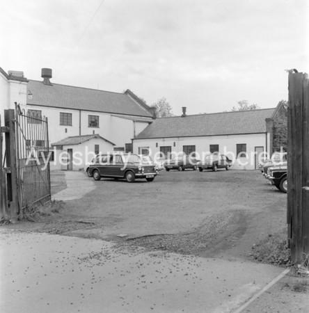 Aylesbury Social Club, Park Street, Oct 20 1970