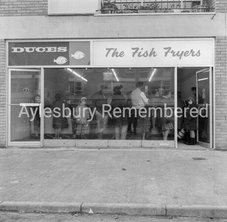 Parton Road, Nov 1965