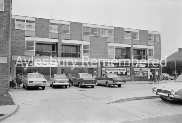 Parton Road, c1969