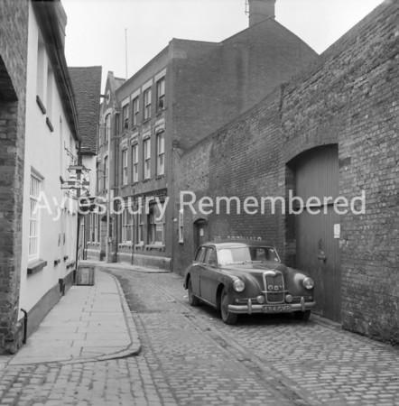 Pebble Lane, Jan 19 1970