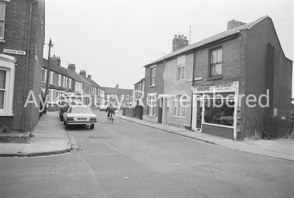 Princes Road, Oct 1985