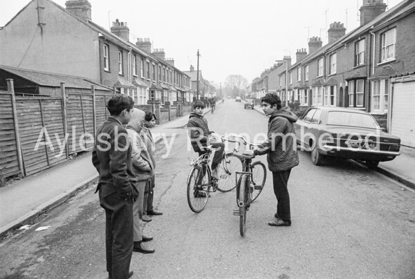 Highbridge Road, Jan 13 1973