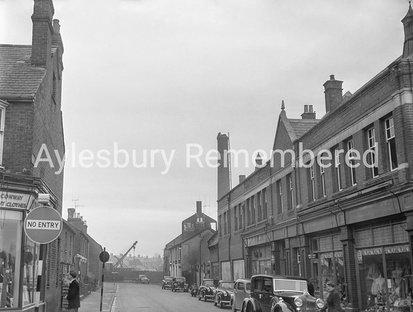 Railway Street, Dec 29 1956