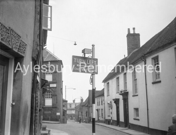 Rickfords Hill, June 1st 1955