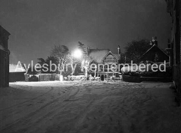 Rickfords Hill, Jan 14th 1960